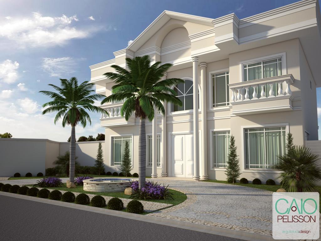 Caio pelisson arquitetura design for Fachadas de casas e interiores
